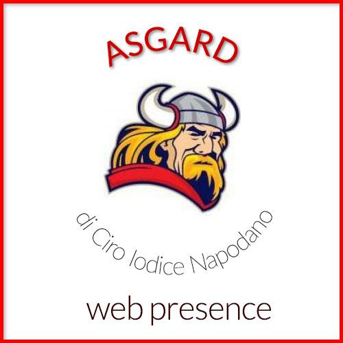 Logo Asgard di Ciro Iodice