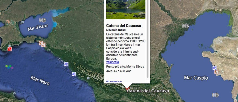 Le origini del vino: il Caucaso
