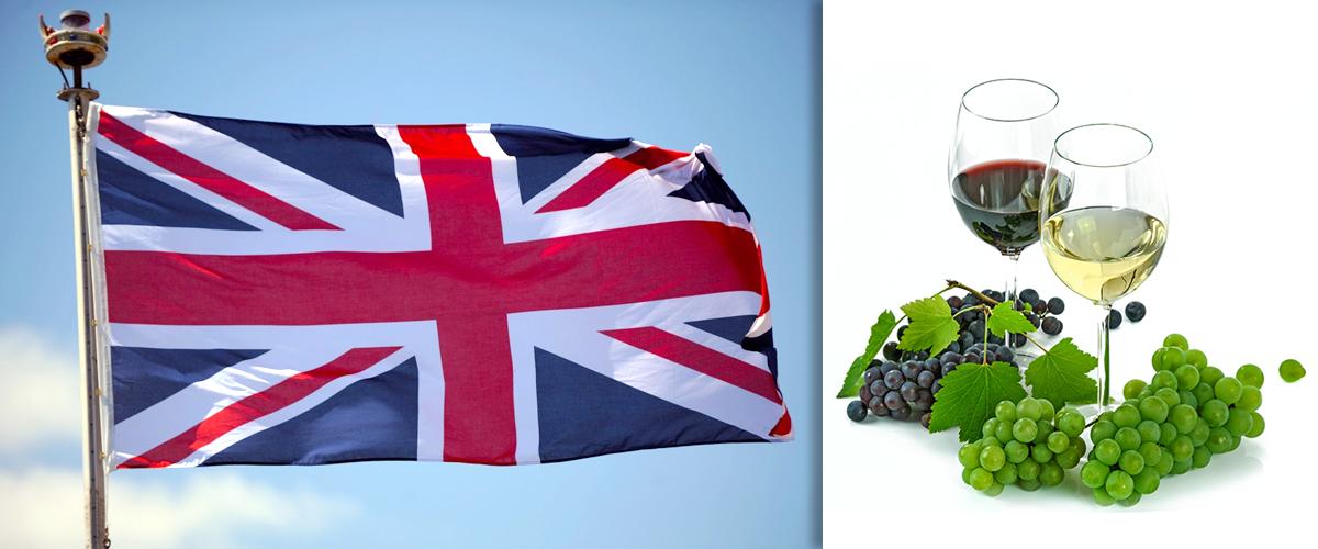 La Brexit frena i consumi di vino nel Regno Unito