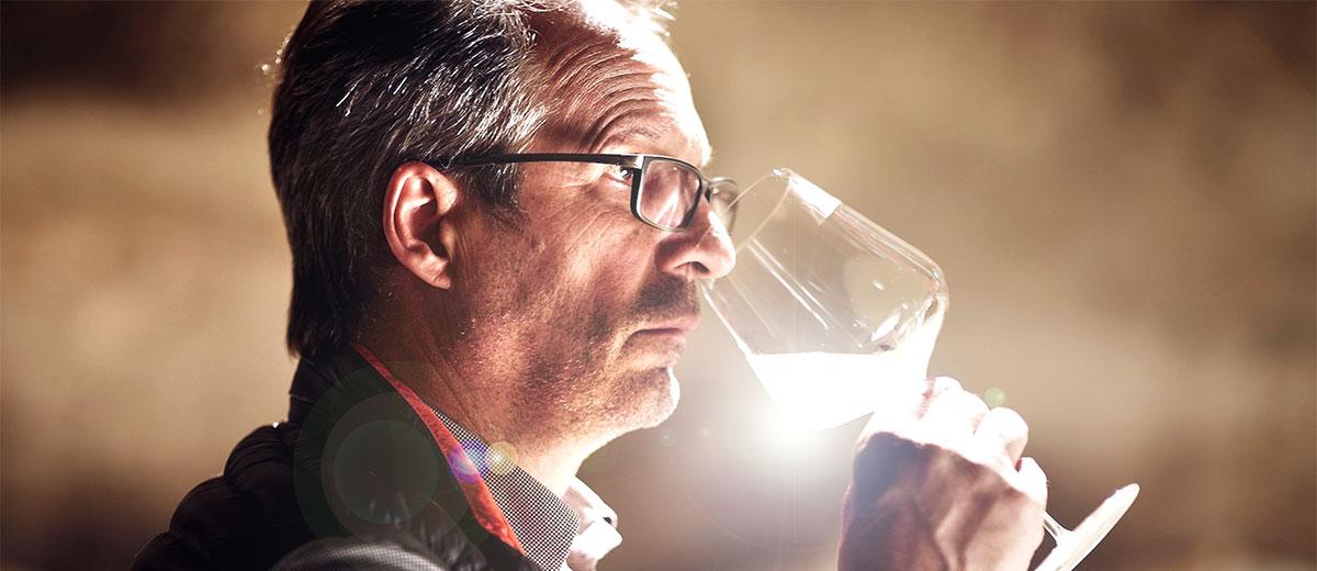 Hans Terzer, il winemaker della linea Sanct Valentin