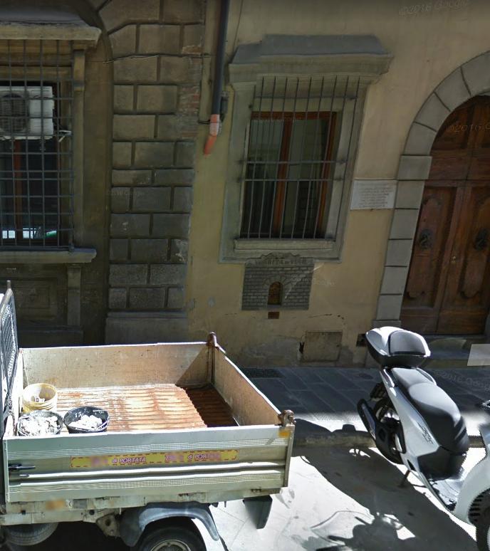 La Buchetta del Vino di via del Giglio a Firenze